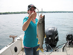 Seneca Lake Fishing Charters