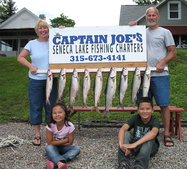 Finger Lake Charters