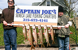 Finger Lakes Fishing